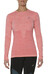 asics Seamless - T-shirt course à pied - rose